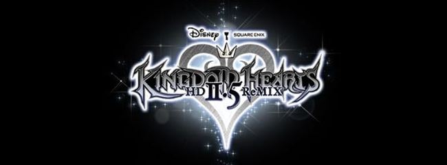 Square Enix enthüllt Kingdom Hearts HD 2.5 ReMIX