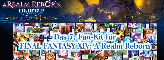 Das 7. FINAL FANTASY XIV A Realm Reborn Fan-Kit wurde veröffentlicht!