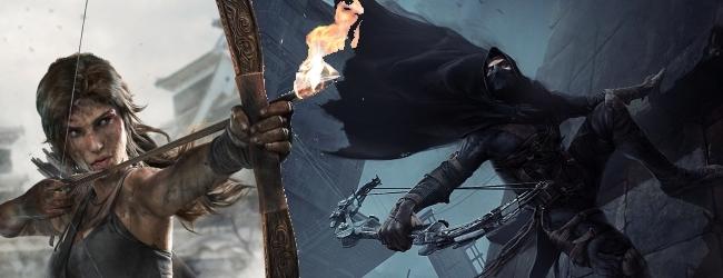 Nur noch heute 50-prozent auf Thief und Tomb Raider Definitive Edition