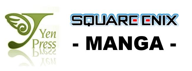 Square Enix und Yen Press kündigten Partnerschaft an
