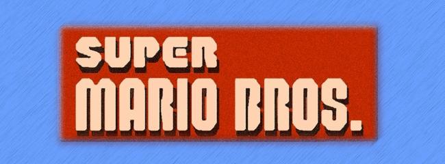 Super Mario Melodie mal anders