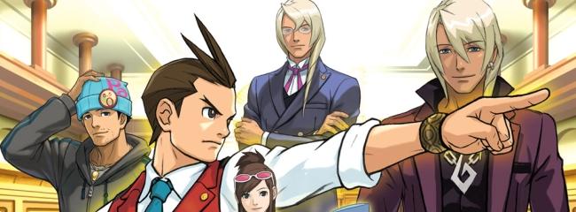 Ace Attorney Neuer Teil spielt in der Meiji-Epoche