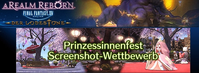 Bekanntgabe der Gewinner des Prinzessinnenfest Screenshot-Wettbewerbs!