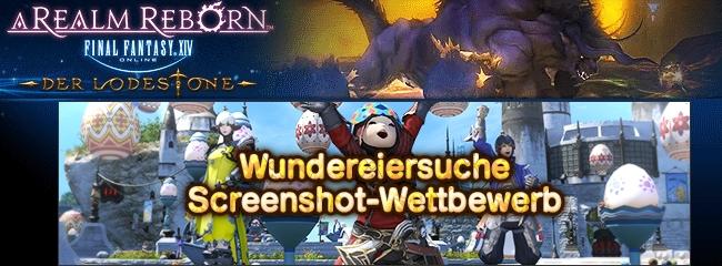 Der Wundereiersuche-Screenshot-Wettbewerb ist in vollem Gange!