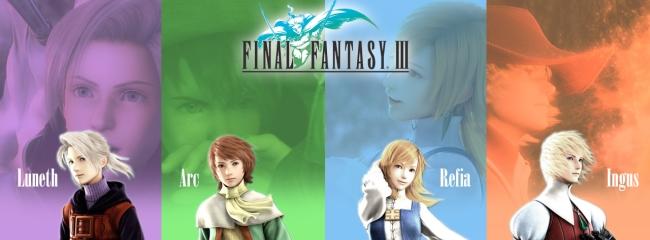Final Fantasy III demnächst für PC