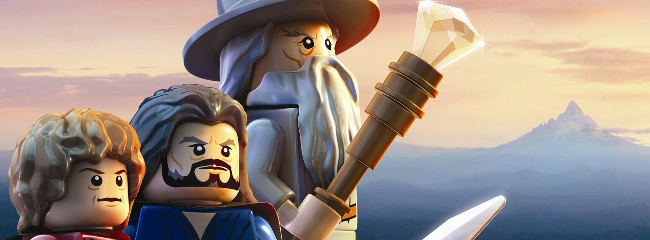 Lego Der Hobbit Launch-Trailer