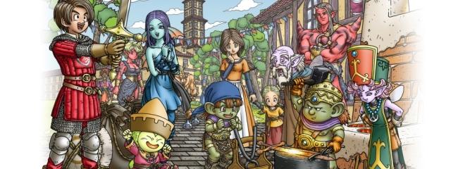 Neuer Ableger der Dragon Quest-Serie bestätigt