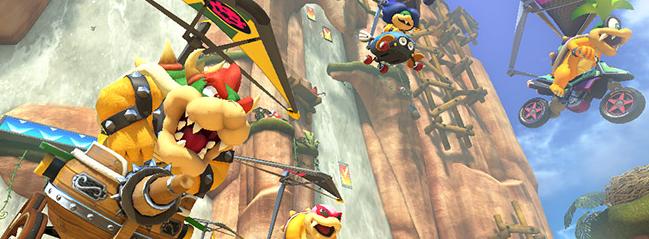 Mario Kart 8 für Nintendo Wii U