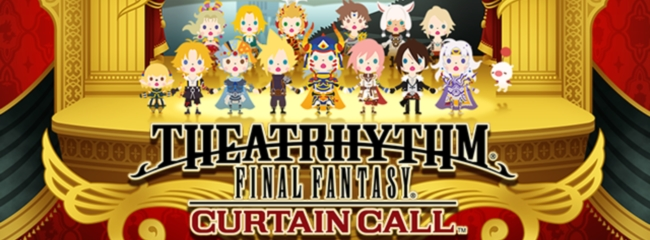 Theatrhythm Final Fantasy Curtain Call Yuffie als erster DLC in Japan!