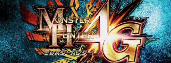 Trailer zu Monster Hunter 4G