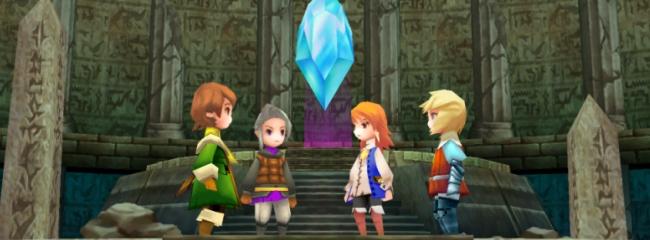 Final Fantasy III jetzt auf Steam erhältlich