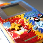Game Boy Fan-Art der besonderen lative 1