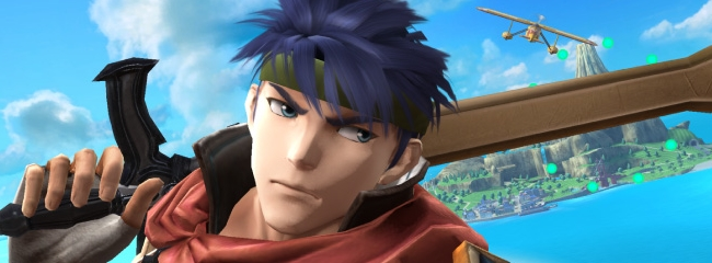 Ike aus Fire Emblem bald in Super Smash Bros spielbar