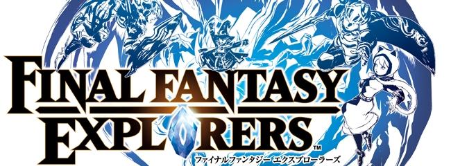 Erste Details und Screenshots zu Final Fantasy Explorers