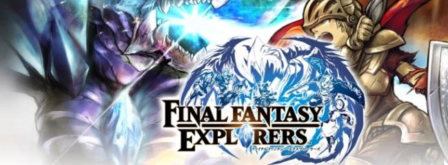 Final Fantasy Explorers auch in Europa und Nordamerika