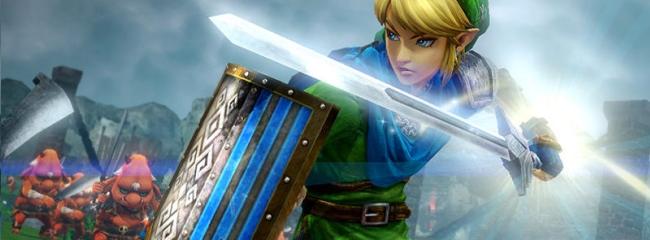 Gameplay-Szenen zu Hyrule Warriors