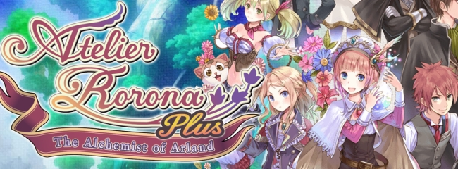 Neuer Trailer zu Atelier Rorona Plus veröffentlicht