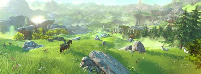 Next-Gen Zelda mit Open-World für Wii U