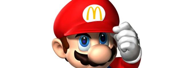 Nintendo Zone bei McDonalds!