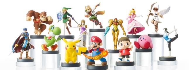Nintendo's NFP-Feature heißt nun Amiibo