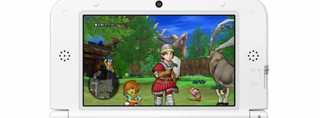 Dragon Quest X kommt für den Nintendo 3DS