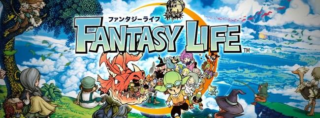 Fantasy Life Das Abenteuer startet im September