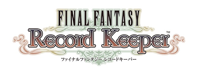 Final Fantasy Record Keeper Teaser-Website online