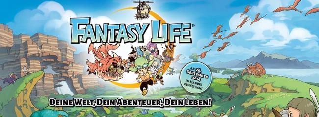 Übersichtsvideo stellt Fantasy Life für Nintendo 3DS vor