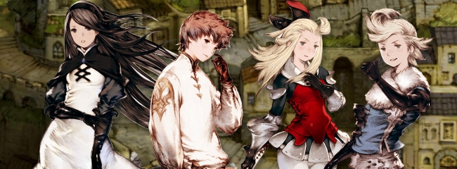 Drama-Cd und X'Mas-Collection für Bravely Default