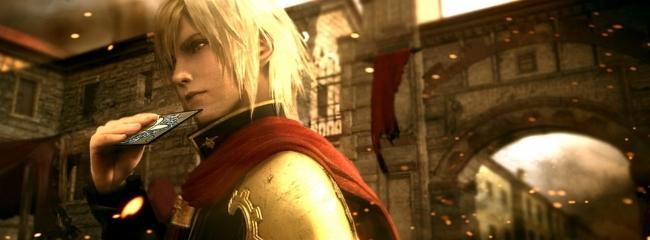 Final Fantasy Type-0 HD ist zu 80prozent fertig