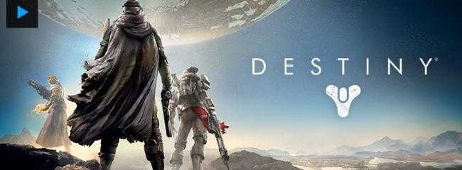 Gamescom-Trailer zu Destiny