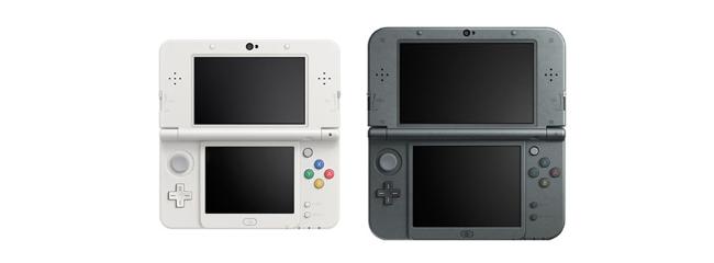 Neue 3DS-Modelle angekündigt