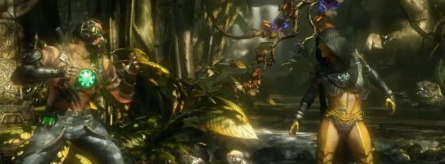 Neuer Trailer stellt Kano in Mortal Kombat X vor