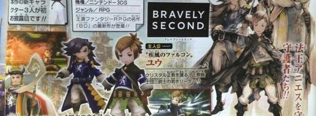 Charakter Yu als neuer Protagnoist in Bravely Second enthüllt