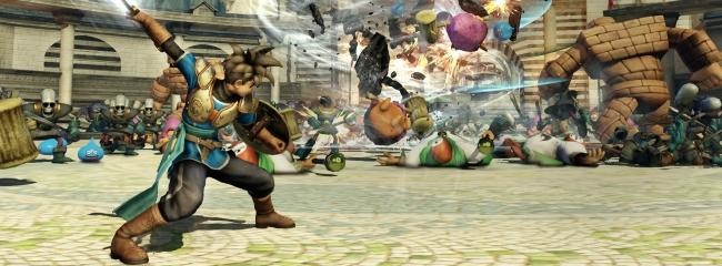 Dragon Quest Heroes für PlayStation angekündigt
