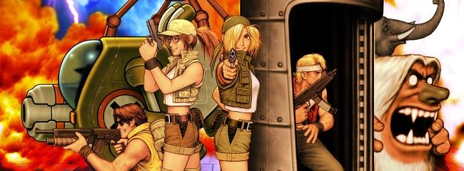 Metal Slug 3 noch im Winter im PlayStation Network