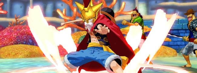 Weiteres DLC-Paket zu One Piece Unlimited World Red