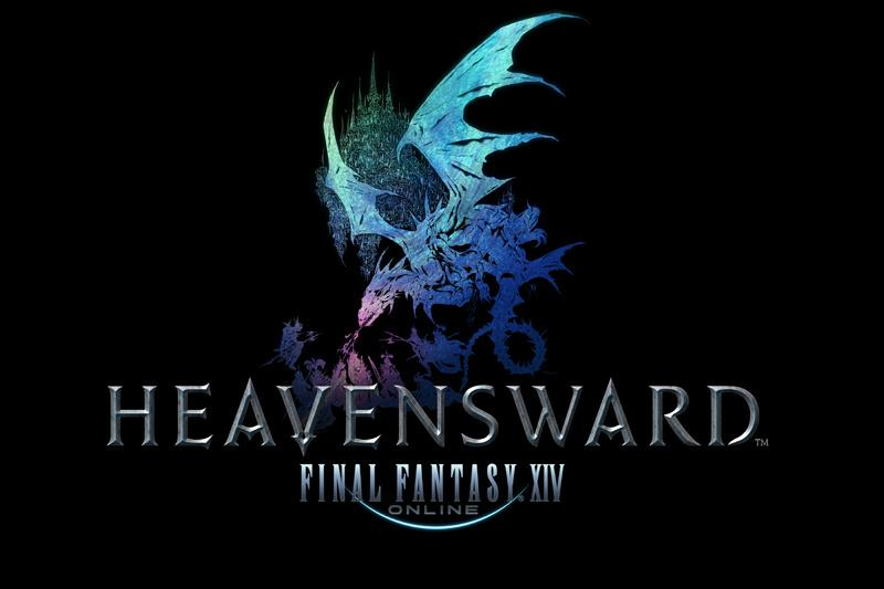 Final Fantasy XIV Heavensward - Erstes Add-on im Herbst 2015 (Logo)