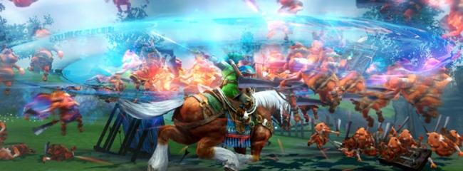 Neuer Trailer zu Hyrule Warriors stellt die Master-Quest-DLC vor