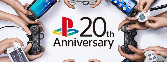 20 Jahre PlayStation Sony sagt Danke
