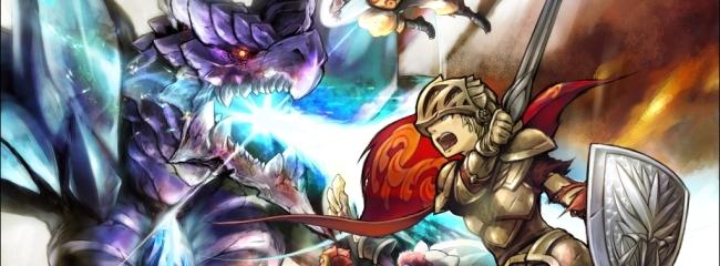 25 Minuten Gameplay aus Final Fantasy Explorers Light