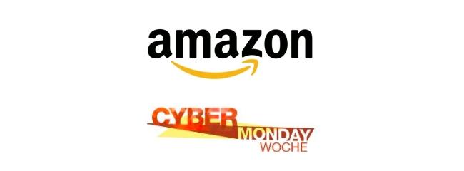 Amazons Cyber Monday-Woche ist wieder da
