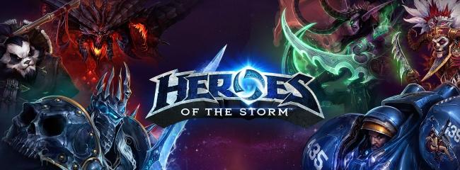 Closed Beta für Heroes of the Storm angekündigt