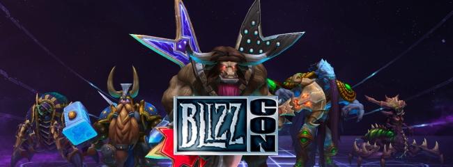 Heroes of the Storm wird auf der BlizzCon 2104 sein