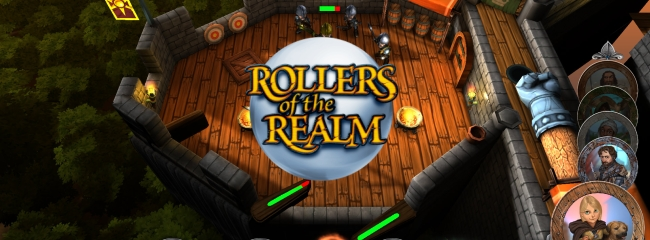 Launch-Trailer für Rollers of the Realm