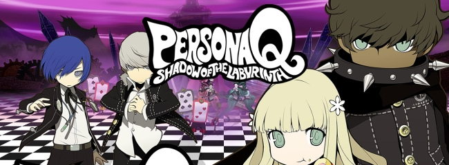 Launch-Trailer zu Persona Q - Shadow of the Labyrinth