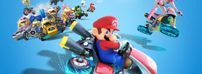 Trailer stellt neues DLC-Paket für Mario Kart 8 vor