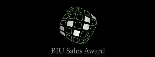 BIU Sales Awards