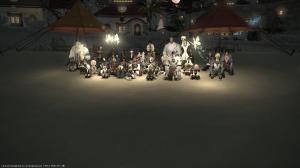 Eine Community hält Nachtwache für einen sterbenden Spieler - Excalibur