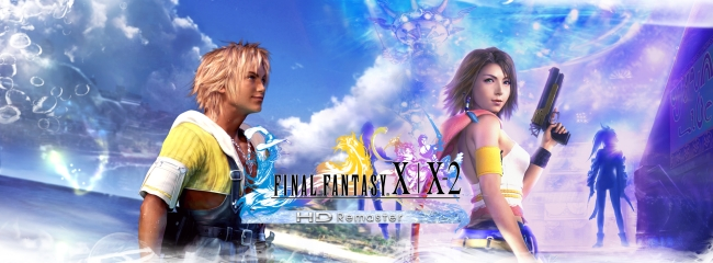 Final Fantasy X  X-2 HD Remaster bald auch für PlayStation 4